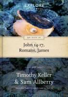 90 Days in John 14-17, Romans, James (HB): Wisdom for the Christian life