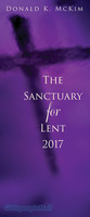 Sanctuary for Lent 2017 (Pkg of 10), the