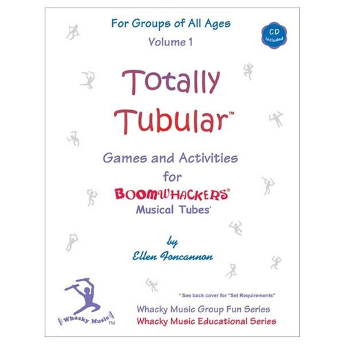 붐웨커 교재 Totally Tubular Game and Active Vol.1