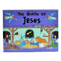 Birth of Jesus: A Christmas Pop-Up Book (HB) / 팝업북