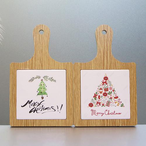 [땡큐몰]말씀 냄비받침 크리스마스선물