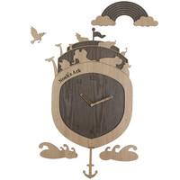 [노아의방주] 그림성경시계(JKP03)-하기오스 (추시계,대형벽시계-사이즈를확인하세요)