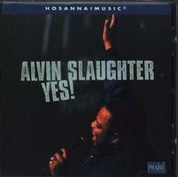 Alvin Slaughter앨빈 슬로터 - Yes (CD)