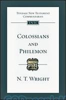 TNTC 12: Colossians and Philemon (PB)