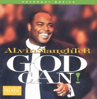 Alvin Slaughter 앨빈 슬로터 - God Can (CD)