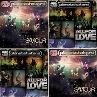Planetshakers 초창기 라이센스 음반세트 (2CD DVD)