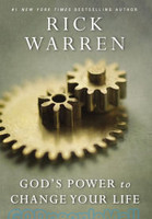 Gods Power to Change Your Life (HB) (Living with Purpose)