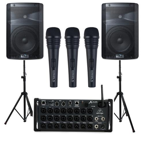 20~50석 이동형 음향시스템 3
