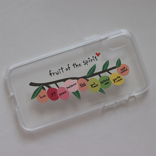 피크닉앳홈 Goodnews Jellycase Fruits of the spirit  성령의 9가지 열매