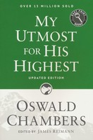 My Utmost for His Highest Easy Print: Updated Language, Large Print (소프트커버)