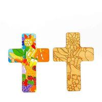 십자가 (나무페인팅)