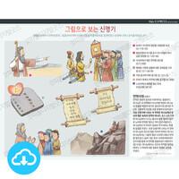 성경 인포그래픽 39 그림으로 보는 신명기 by 규장굿즈 / 이메일발송(파일)