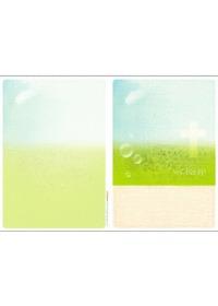 양면칼라 세마포주보 A4(4면) -A492