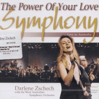 The Power of Your Love Symphony (CD)