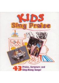 Kids Sing Praise 1 (CD)