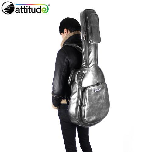 에티튜드 스튜디오 기타 케이스 (Glossy Grey)