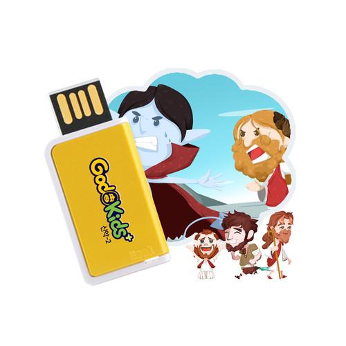 [갓키즈 PPT 설교 USB] 신약 2탄(4GB)