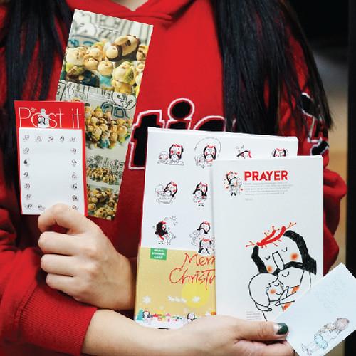 ★캠프코리아★단체선물세트 A_기독교캠프코리아(디자인토스트)