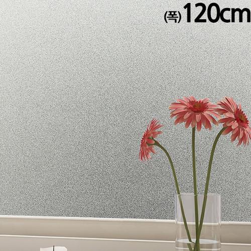 [무점착 창문시트지] HSW-32401 무점착 안개시트 120cm폭