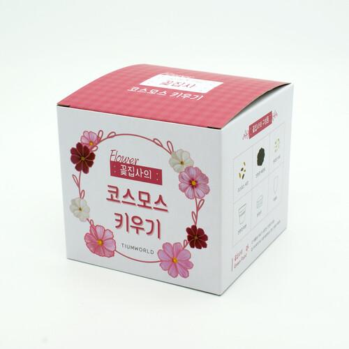 (우리집 정원가꾸기) 꽃집사_코스모스 키우기