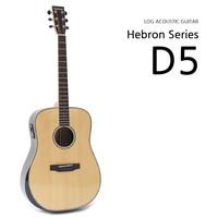 로그 2020 Hebron D5 어쿠스틱 기타