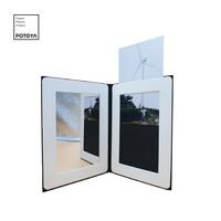 [POTOYA] 종이액자거울 미러앤프레임 트윈 TWIN (4X6)