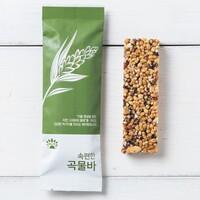 아삭아삭 속편한 곡물바 (20gX10개)