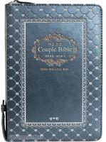 성서원 웨딩 커플성경 Couple Bible 중 합본(색인/이태리신소재/지퍼/펄군청)