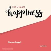최고의 행복(전도지) - 영어 10개 세트