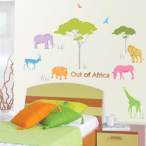 [포인트스티커] KR-0048 아프리카2