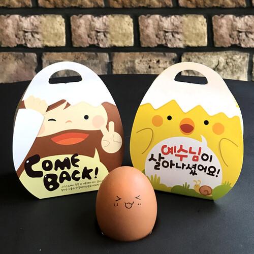 에그백 COME BACK (5매)