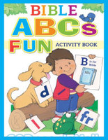 Bible ABCs Fun Activity Book (PB)