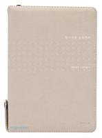 [교회단체명 인쇄] 읽기쉬운 성경전서 중 합본(색인/이태리신소재/지퍼/라이트베이지/NKR72WSB)