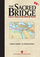 Sacred Bridge, the, 2d Ed.: Cartas Atlas of the Biblical World (HB)
