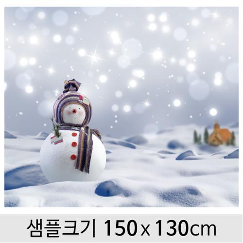 겨울배경현수막-090  ( 150 x 130 )