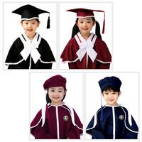 [키즈토이] 어린이 졸업가운 졸업 수료 가운 어린이집 유치원 주일학교