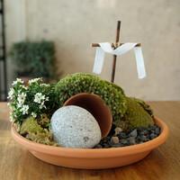 부활 정원 만들기 DIY 플랜테리어 세트