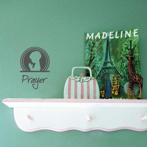 미니레터링 - Prayer2 (기도하는 소년)