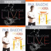 Paul Baloche 라이브워십 음반세트(2CD 2DVD)