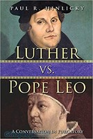 Luther vs. Pope Leo: A Conversation in Purgatory (PB)