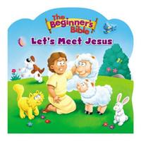Beginners Bible Lets Meet Jesus (Board Book)