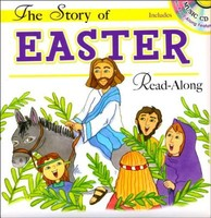 Story of Easter: Read-Along Book with CD (Board Book)