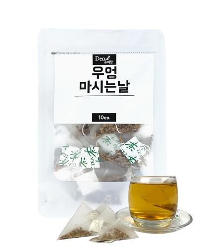 데오슈퍼팜 우엉 마시는날 10입 (1.3gX10개)