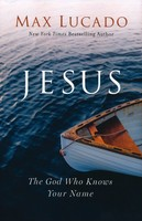 Jesus: The God Who Knows Your Name (양장본)