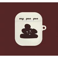 My Poo Poo / 마이 푸푸 _ 에어팟 1/2 케이스