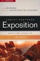Exalting Jesus in Leviticus (Paperback)