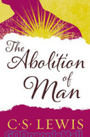 The Abolition of Man (PB) - 인간 폐지 원서