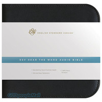 ESV audio BIBLE - mp3 (7CD)