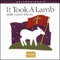 It Took A Lamb with Geron Davis (CD)