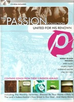 The Passion Collection - United for His Renown(악보   보너스CD)